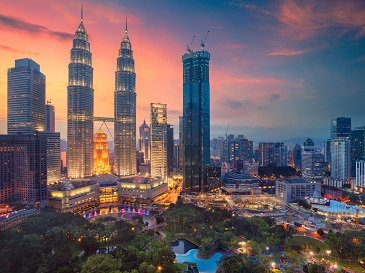 Quanrataine malaisie Kuala Lumpur